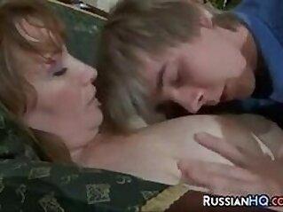 Russian Women Want Young Cock